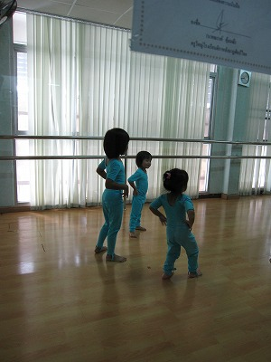バレエ教室6