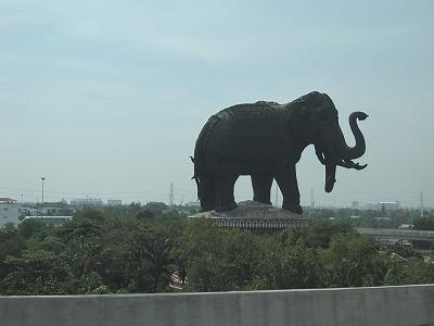 博物館の象1