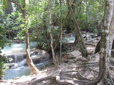 エラワンの滝公園18