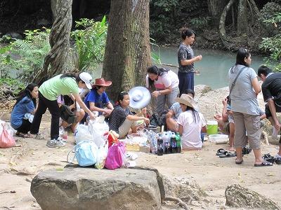 エラワンの滝公園27