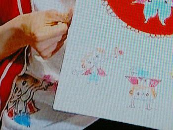 悠河さん直筆パラプリTシャツ、第三弾!