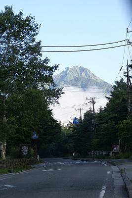 052八ガ岳連峰
