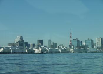 0 水上バス 東京タワー