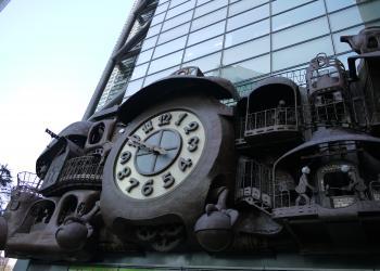 0 大時計