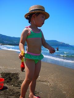 夏休み海2