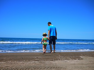 夏休み海3