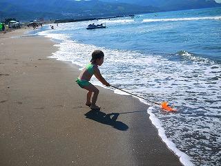 夏休み海6