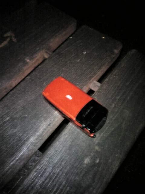 落し物の携帯