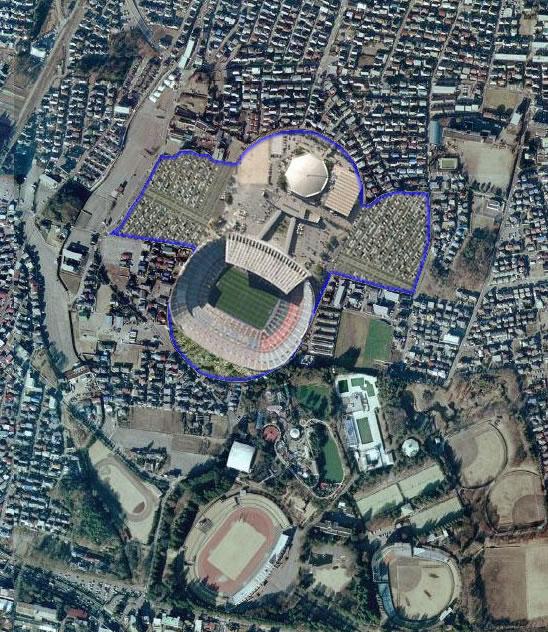 カンプ・ノウ スタジアム(スペイン)