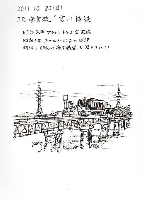 21111023参宮線宮川橋梁s