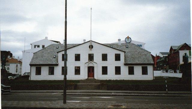 アイスランド大統領府
