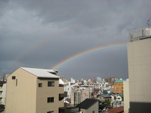 二重の虹3