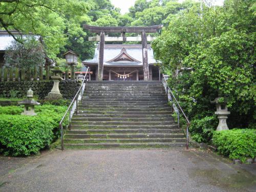 宮崎 都萬神社3
