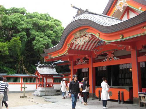 宮崎 青島神社8