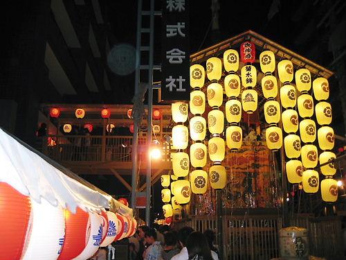 祇園祭 宵々々山3