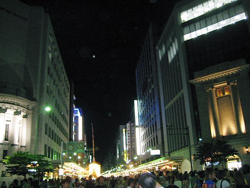 祇園祭 宵々々山7