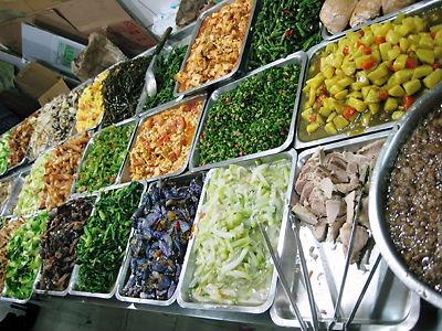 台湾旅行 自助餐 6