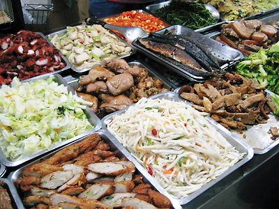 台湾旅行 自助餐 7