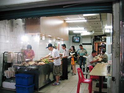 台湾旅行 自助餐 9