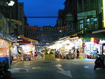 台湾旅行 四平街8