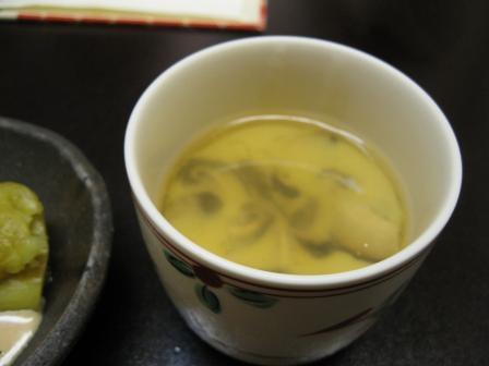 冷やし茶碗蒸し