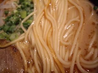 花月嵐 火の国ラーメン マーくん(麺)