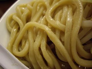 円熟屋 じ郎らーめん(麺)