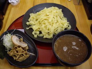 中華そば くりの木いな つけ麺