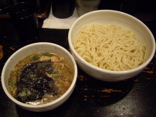 ガガガ職堂 A short chain 零式4号つけ麺