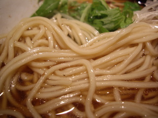 我流旨味ソバ地雷源 我流旨味ソバ[醤油](麺)