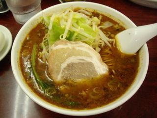 我流担々麺 竹子 本郷店 我流タンタンメン