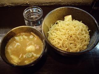 づゅるめん池田 塩つけ麺