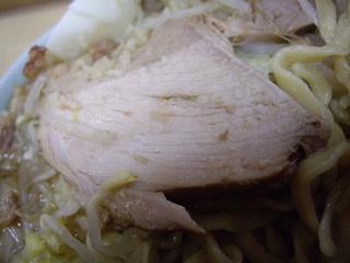 ラーメン富士丸 北浦和店 ラーメン(豚)