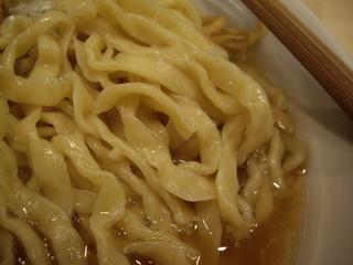 麺や 七彩 喜多方手切りらーめん(麺)