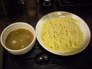 らーめん伊東 胡麻醤油つけ麺