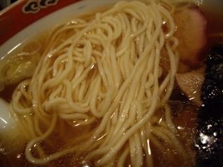 支那ソバかづ屋 支那ソバ(麺)