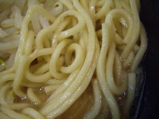 麺処 虎鉄 ラーメン(麺)