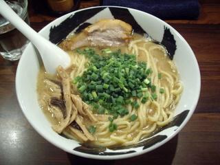 麺屋武蔵 武骨 白武骨ら~麺