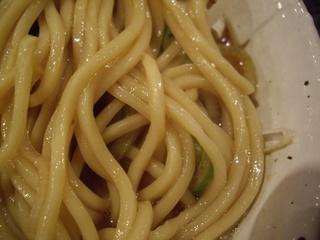 BASSO ドリルマン 濃厚中華そば(麺)