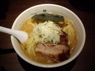麺屋武蔵 神山 ら~麺