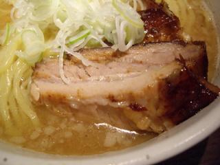 麺屋武蔵 神山 ら~麺(チャーシュー)