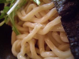 つけめん藍 つけ麺(麺)