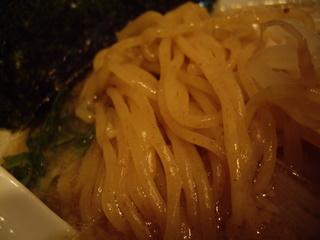 麺屋我竜 らーめん(麺)
