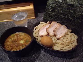 麺バカ息子徹 特製バカつけ麺【大盛・極太麺】