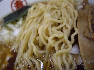 中華そば専門店 丸幸 ラーメン(国産そば粉入り中華麺)