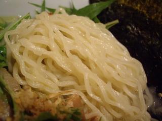 だんらん 塩ラーメン(麺)
