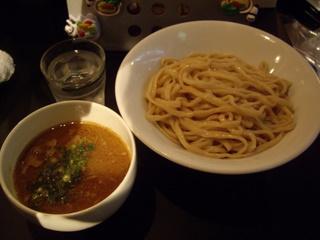 音麺酒家 楽々 つけ麺