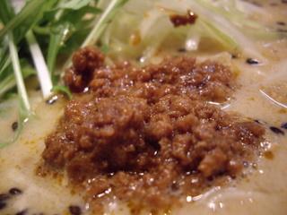 香氣 四川麺条 担担麺(肉みそ)
