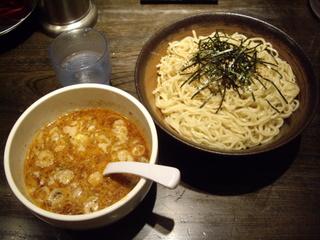 拉麺専門店 我流風 我流風のつけ麺