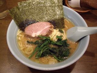麺家 黒 ラーメン【並】